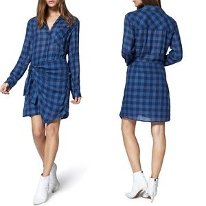 Sanctuary Ani Side Tie Shirtdress